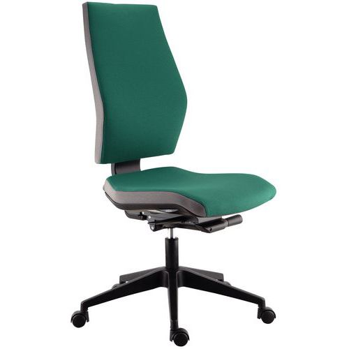Puffin High Back Fabric Office Chair
