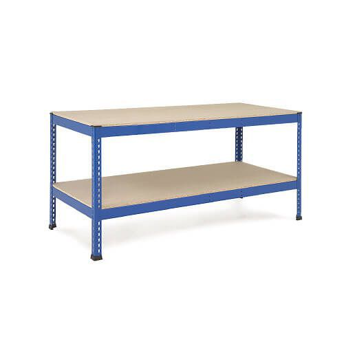 Rapid 1 - Heavy Duty Workbench (915w) with Full Lower Shelf