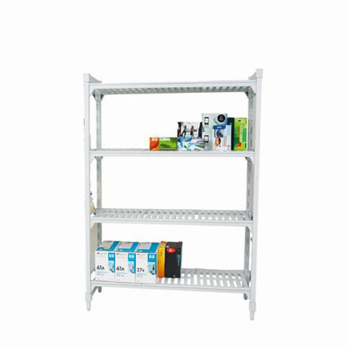 Cambro Shelving (1800h x 1200w) With 4 Ventilated Shelves