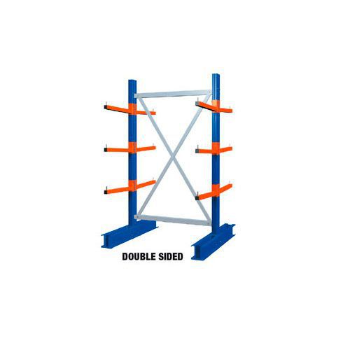 Heavy Duty Double Sided Cantilever Racking - 3000 x 1500 Starter Bay