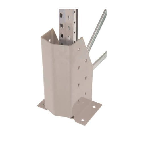 Galvanized Pallet Racking Frame Protector