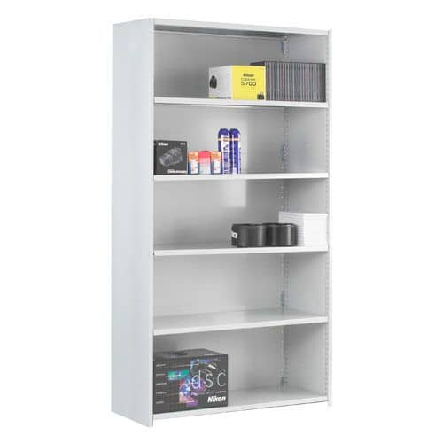 Stormor Duo Shelving Add-on Bays (1850h x 1250w) With Closed Back