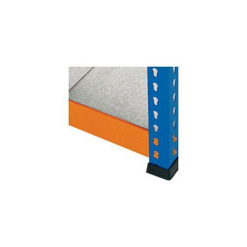 Galvanized Extra Shelf for 915mm wide Rapid 1 Bays- Orange