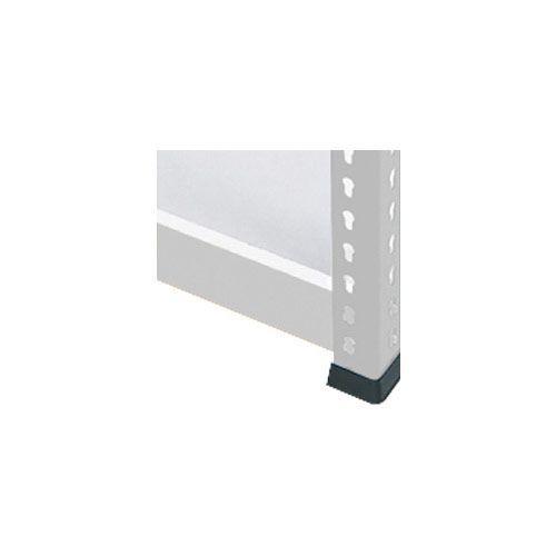 Melamine Extra Shelf for 1220mm wide Rapid 1 Heavy Duty Bays- Grey