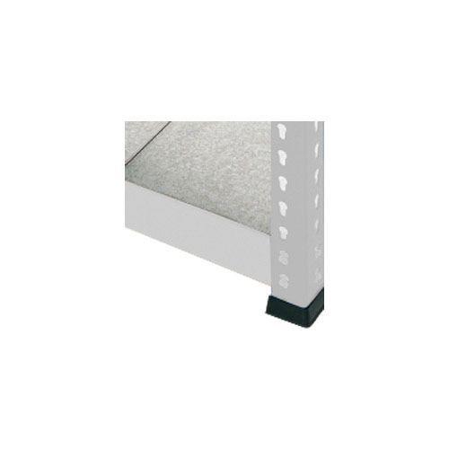 Galvanized Extra Shelf for 1220mm wide Rapid 1 Heavy Duty Bays- Grey