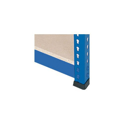 Chipboard Extra Shelf for 1525mm wide Rapid 1 Heavy Duty Bays- Blue