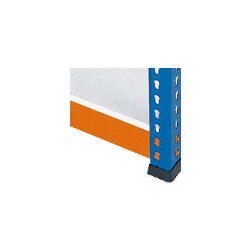 Melamine Extra Shelf for 1525mm wide Rapid 1 Heavy Duty Bays- Orange