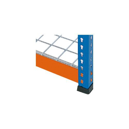 Wire Mesh Extra Shelf for 2440mm wide Rapid 1 Heavy Duty Bays - Orange