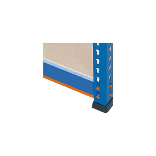 Chipboard Extra Shelf for 1220mm wide Rapid 1 Bays- Blue