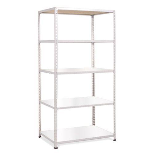 Rapid 2 Shelving (1980h x 915w) Grey - 5 Melamine Shelves