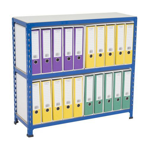 Lever Arch Storage Unit (990h x 915w) With 20 Foolscap Files