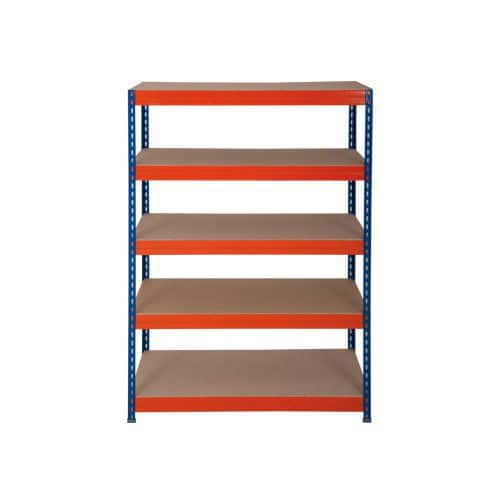 Really Useful Box Storage Unit With 16 x 24 Litre Boxes