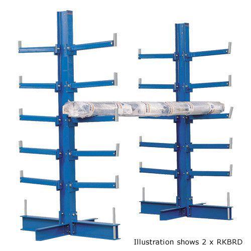 Double Sided Cantilever Bar Racks