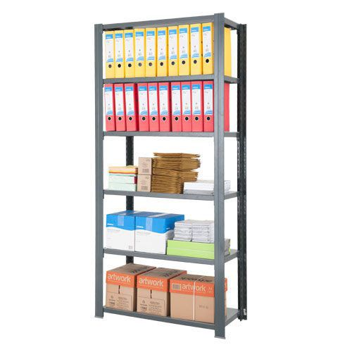 Rapid Office Shelving (2000h x 900w) With 6 Steel Shelves