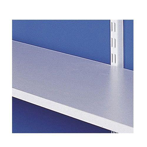 White Melamine Shelves