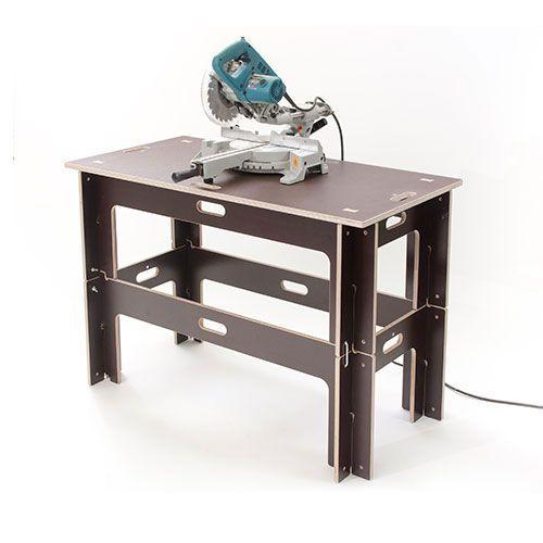 StackaBench Portable Workbench 800h x 1200w x 600d