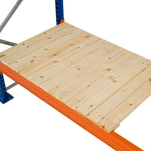 Closed Timber Decks for Pallet Racking