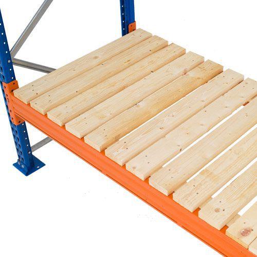 Open Timber Decks for Pallet Racking