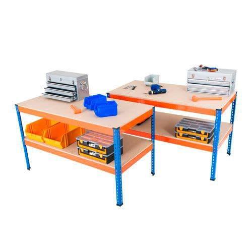 Buy 1 Get 1 Free - Rapid 1 Heavy Duty Workbench