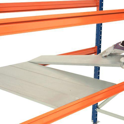 Wide Span Extra Heavy Duty Galvanized Panels