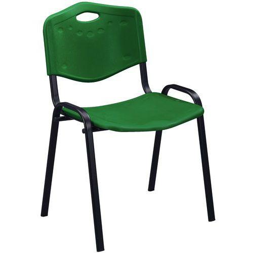 Visitor Chair - Plastic - Manutan