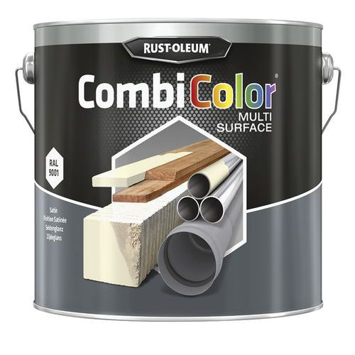 Rust-Oleum CombiColor multi-surface primer and topcoat - 2,5 L - Rust-Oleum
