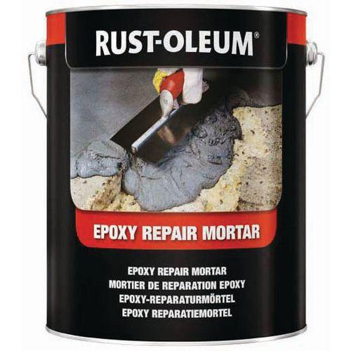Rust-Oleum hard-wearing epoxy repair mortar for repairing damaged floors - 5kg