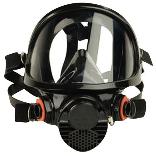 7000 series re-usable panoramic mask