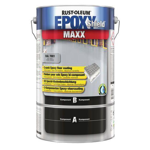 Water-based floor coating - 5L -Rust-Oleum