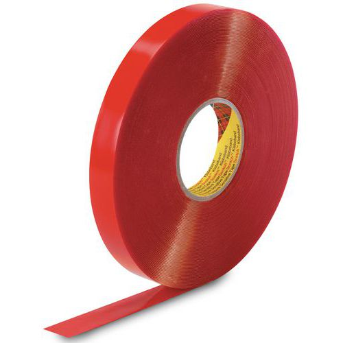Double-sided VHB foam tape - Transparent - 4910 - 3M