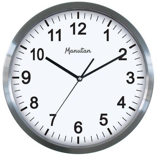 Manutan Quartz Wall Clock