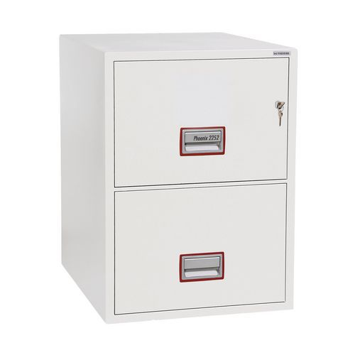 Phoenix World Class Vertical Fire Filing Cabinets