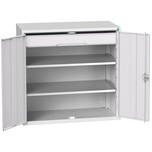 Bott Verso Multi Drawer/Shelves Kitted Metal Cabinet HxW 1000x1050mm
