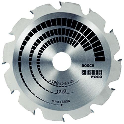 Construct Wood circular saw blade - Ø 160 mm - Reaming Ø 16 mm