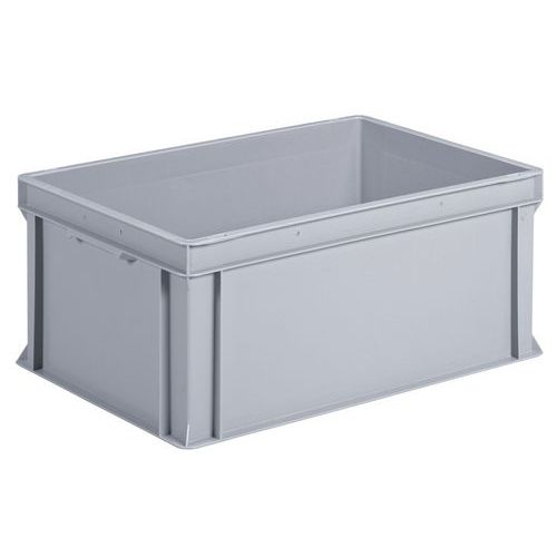 Grey Stacking Containers 53L to 84L - 600mm