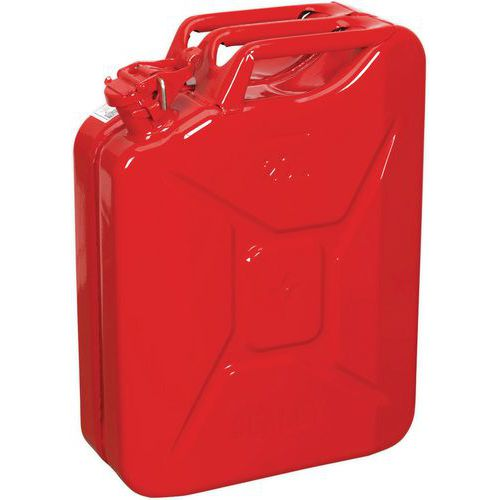 Steel Jerry Cans 20L
