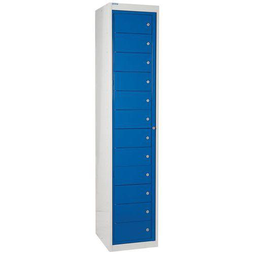 Garment Collection Lockers 12 Doors - 1800x380x450mm