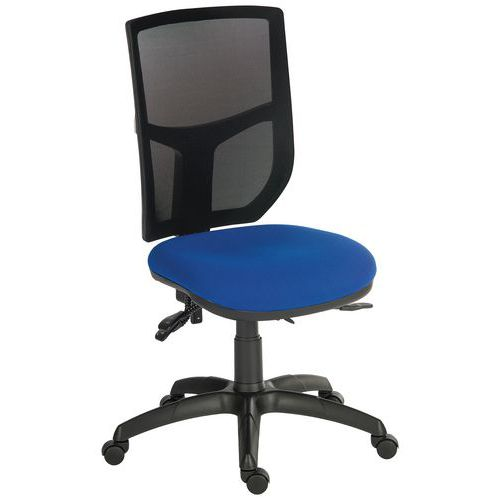Elliptical 24 hour Ergonomic Mesh Back Office Chair
