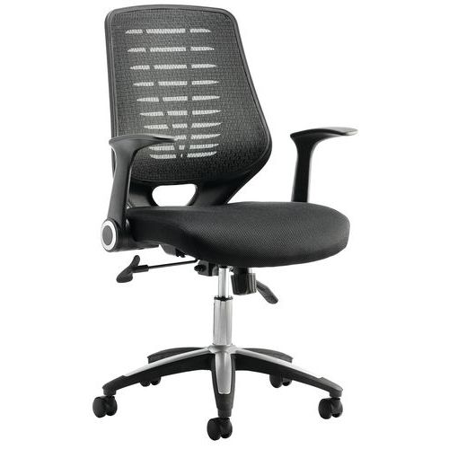 Relay Operator Chair Airmesh Seat