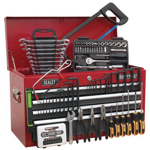 6 Drawer Tool Chest Complete with Tools