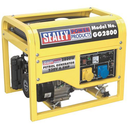 Heavy Duty Generator 2800W