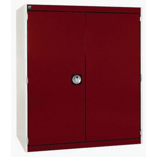 Bott Cubio Heavy Duty Cabinet With 2 Perfo Storage Doors WxD 1050x525mm