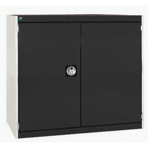 Bott Cubio Heavy Duty Cabinet With 2 Perfo Storage Doors WxD 1050x525mm