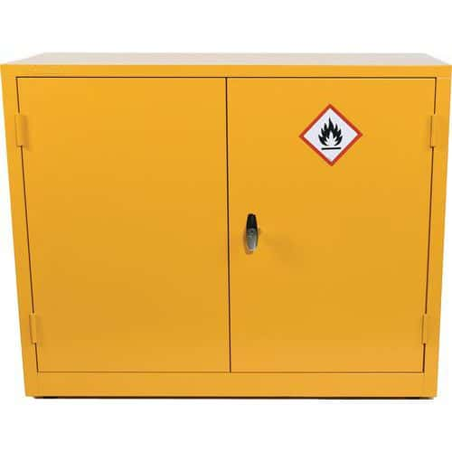 Flammable Storage Cabinet COSHH - 700x915mm