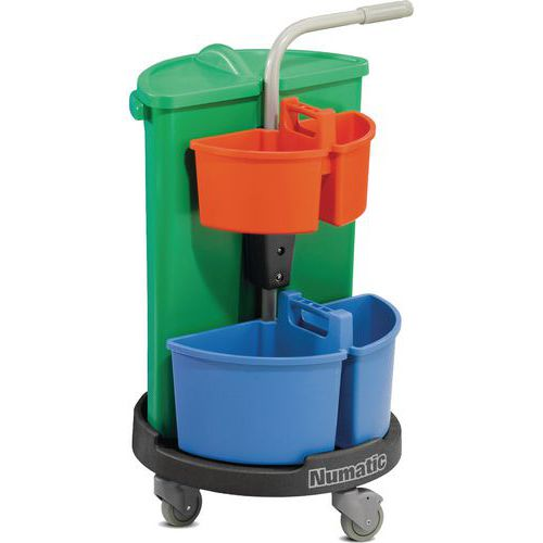 Numatic Detachable Cleaning Carousels