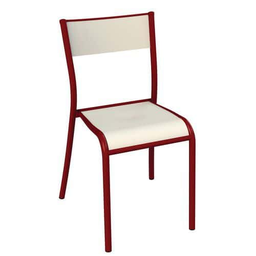 Standard stacking chairs - Laminated