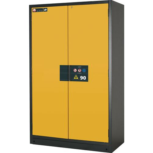 Asecos Pegasus 90min Fire Resistant Flammable Cabinet 1953x1193x615mm
