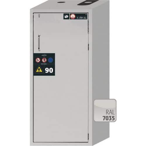 Asecos 90min Fire Resistant Flammable Wide Cabinet 1298x596x616mm