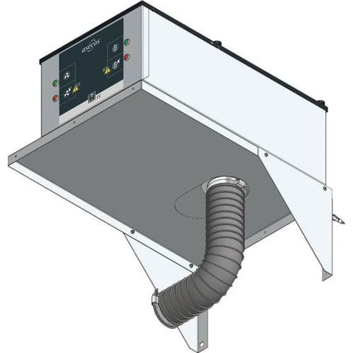 Asecos Wall Mount for Underbench Air Filter System