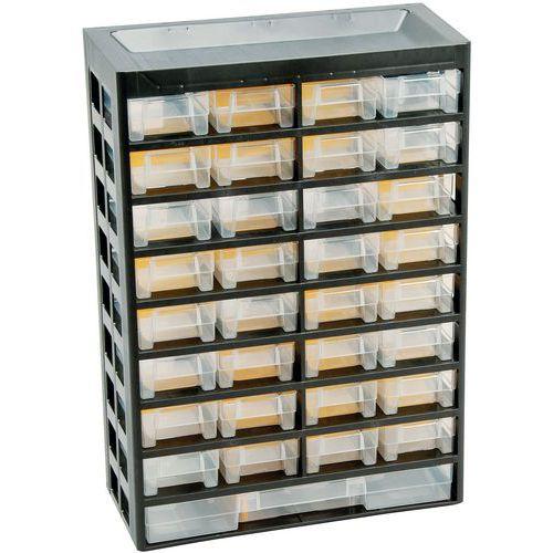 Multi-Drawer Basic Cabinet - Pack of 2